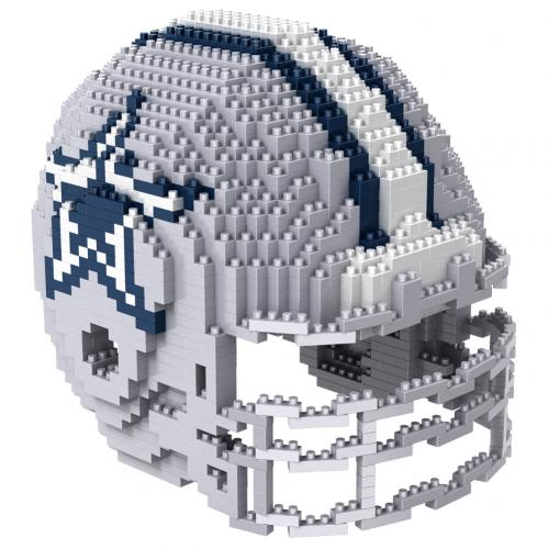 Dallas Cowboys 3D BRXLZ Team Helmet