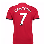2017-2018 Man United Home Shirt (Cantona 7)