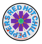 Red Hot Chili Peppers Patch 282602
