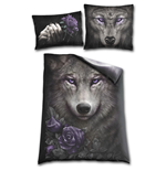 Wolf Soul - Single Duvet Cover + UK And EU Pillow case