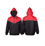 Assassin's Creed - Red&Black Windbreaker Jacket