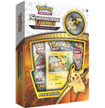 Pokemon Shining Legends Pin Box Pikachu *German Version*