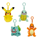 Pokemon Plush Keychains 8 cm Assortment L (8)