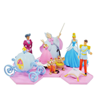 Cinderella Buildable Figures Mystery Bags Display (12)