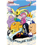 Adventure Time Poster 283427