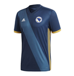 2018-2019 Bosnia Herzegovina Home Adidas Football Shirt