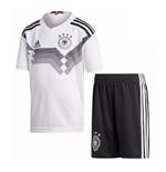 2018-2019 Germany Home Adidas Mini Kit