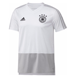 2018-2019 Germany Adidas Training Shirt (White) - Kids