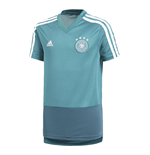 2018-2019 Germany Adidas Training Shirt (Green) - Kids