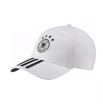 2018-2019 Germany Adidas 3S Baseball Cap (White)