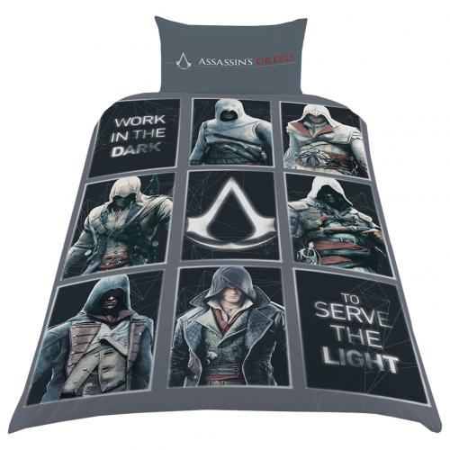 Assassins Creed Single Duvet Set GD