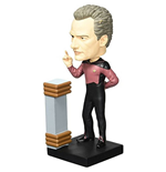 Star Trek TNG Build-a-10-Forward Bobble-Head #2 Q 18 cm