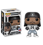 NFL POP! Football Vinyl Figure Marshawn Lynch (Oakland Raiders) 9 cm