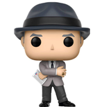 NFL POP! Football Vinyl Figure Coach Tom Landry (Dallas Cowboys) 9 cm