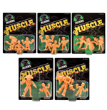 Alien MUSCLE Figures Packs 4 cm Assortment (5)