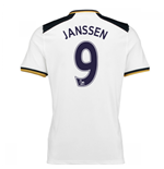 2016-17 Tottenham Home Shirt (Janssen 9) - Kids