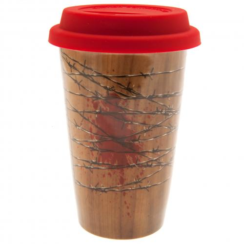 The Walking Dead Ceramic Travel Mug