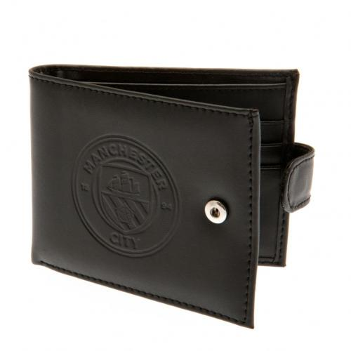 Manchester City F.C. rfid Anti Fraud Wallet