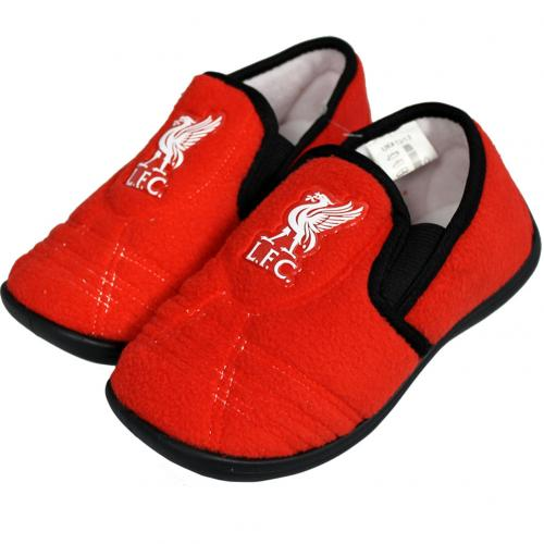 Liverpool F.C. Junior Slippers 5/6