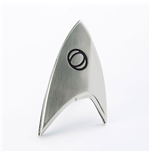Star Trek Discovery Replica 1/1 Magnetic Starfleet Science Division Badge