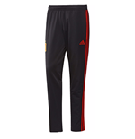2018-2019 Spain Adidas Presentation Pants (Black)