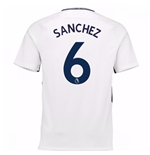 2017-18 Tottenham Home Shirt (Sanchez 6)