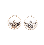 The Legend Of Zelda - Zelda Loop Earrings (Pair)
