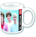 One Direction Mug - Group Shot