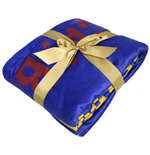 F.C. Barcelona Sherpa Fleece Blanket