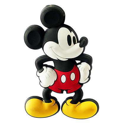 Mickey Mouse Soft Touch Magnet