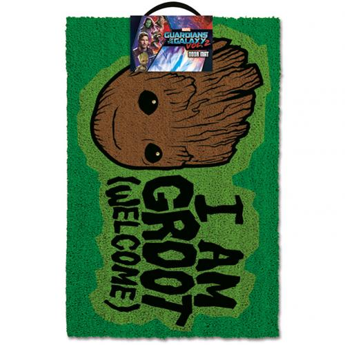 Guardians Of The Galaxy 2 Doormat Groot