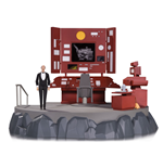 Batman The Animated Series Diorama Batcave with Alfred Action Figure 15 cm