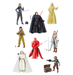 Star Wars Black Series Action Figures 15 cm 2017 Wave 5 Assortment (8)