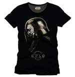 Star Wars Episode VIII T-Shirt Kylo Helmet