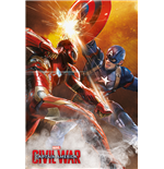 Captain America: Civil War Poster 285111