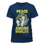 Rick and Morty T-Shirt Peace Among Worlds