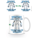 Rick and Morty Mug 285522