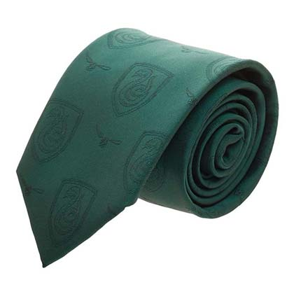 HARRY POTTER Slytherin Neck Tie