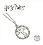 Harry Potter x Swarovksi Necklace & Charm Whomping Willow