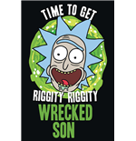 Rick and Morty Poster 286485
