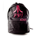 Atari - Black Backpack with Japanese Logo