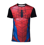 Marvel - Sublimated Spiderman Men's T-shirt
