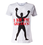 Muhammad Ali - White, I am the Greatest