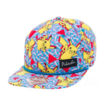 Pokémon - Pikachu All Over Snapback