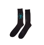 Zelda Breath of the Wild - Sheikah Eye Crew Socks
