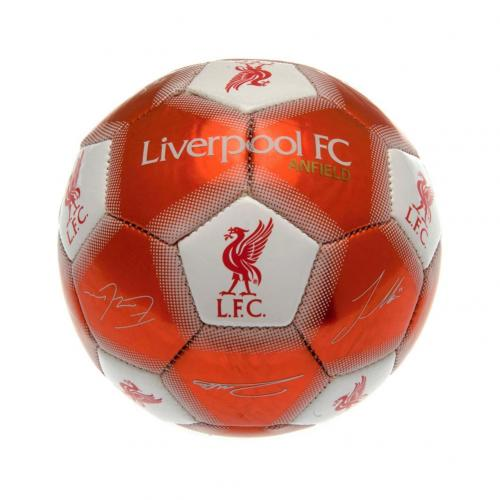Liverpool F.C. Mini Ball Signature