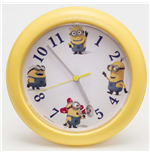 Despicable me - Minions Wall clock 286924