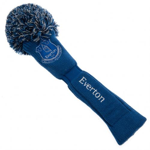 Everton F.C. Headcover Pompom (Fairway) BL