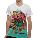 Rick And Morty - Monster - Unisex T-shirt White