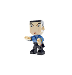 Star Trek Mega Bloks Kubros Construction Set Spock 14 cm